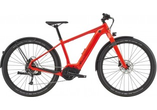 "2020 Cannondale Canvas Neo 2 29"" - Electric Hybrid Bike"