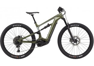 2020 Cannondale Habit Neo 2 - Electric Mountain Bike