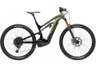 2020 Cannondale Moterra 1 - Electric Mountain Bike