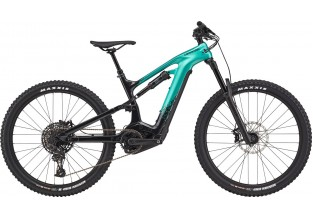 2020 Cannondale Moterra 3 - Electric Mountain Bike