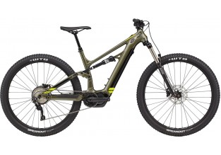 2021 Cannondale Moterra Neo 5 - Electric Mountain Bike