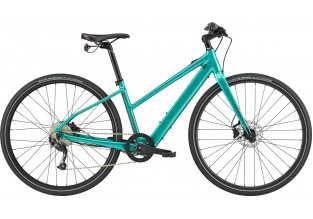 2020 Cannondale Quick Neo 2 SL Remixte - Electric Hybrid Bike