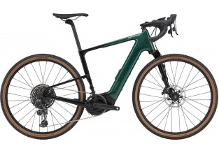 2021 Cannondale Topstone Neo Carbon 1 Lefty - Electric Road Bike
