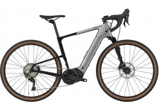 2021 Cannondale Topstone Neo Carbon 3 Lefty - Electric Road Bike