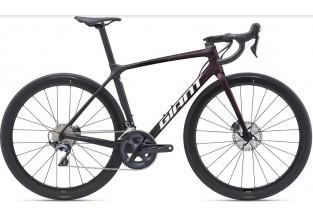2021 Giant TCR Advanced Pro 1 Disc - Road Bike
