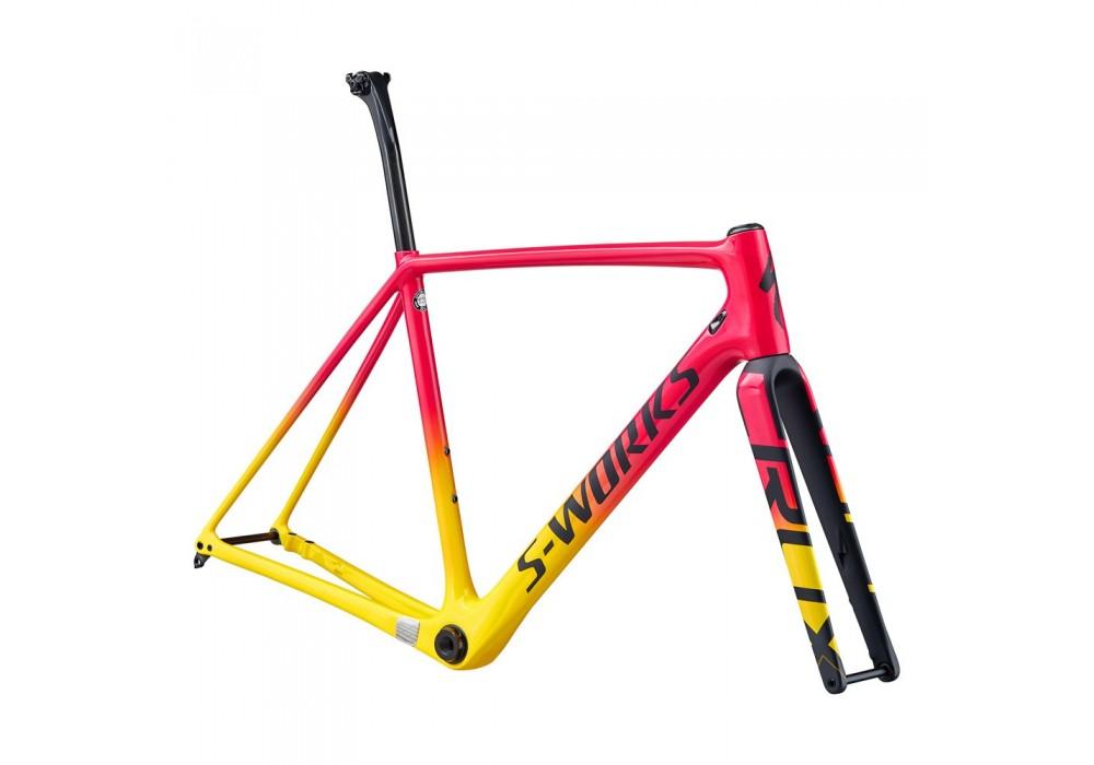 2020 Specialized S-Works Crux Disc Cyclocross Frameset