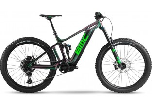 "2020 BMC Trailfox AMP SX Two S 27.5"" - Electric Mountain Bike"